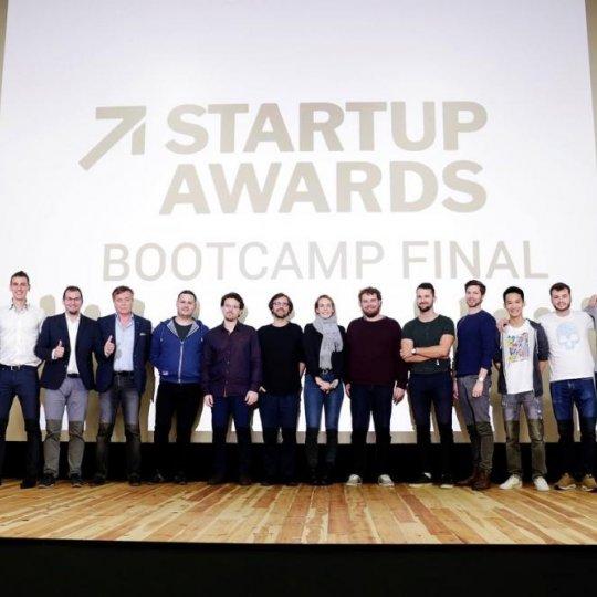 Saftra Photonics goes to Startup Awards 2017 finals